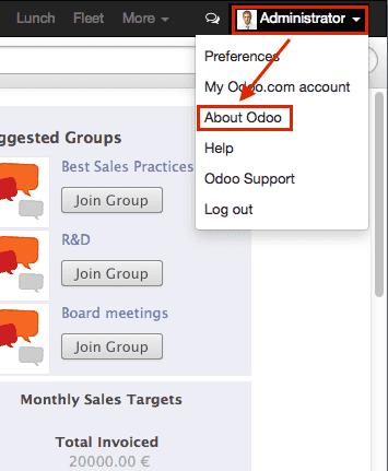 Customizing the web client — odoo 12 0 documentation