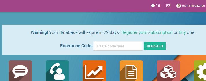 From Community to Enterprise — odoo 12 0 documentation