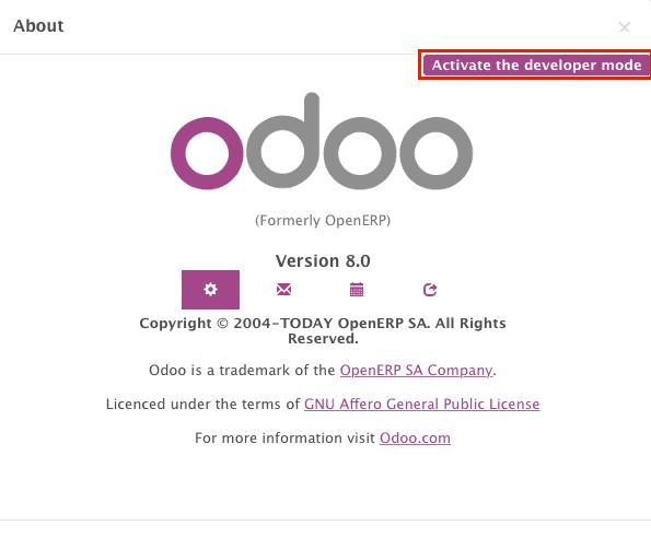Odoo 13开发者文档:自定义网页客户端