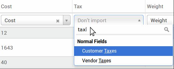 How to import data into Odoo — Odoo 10 0 documentation