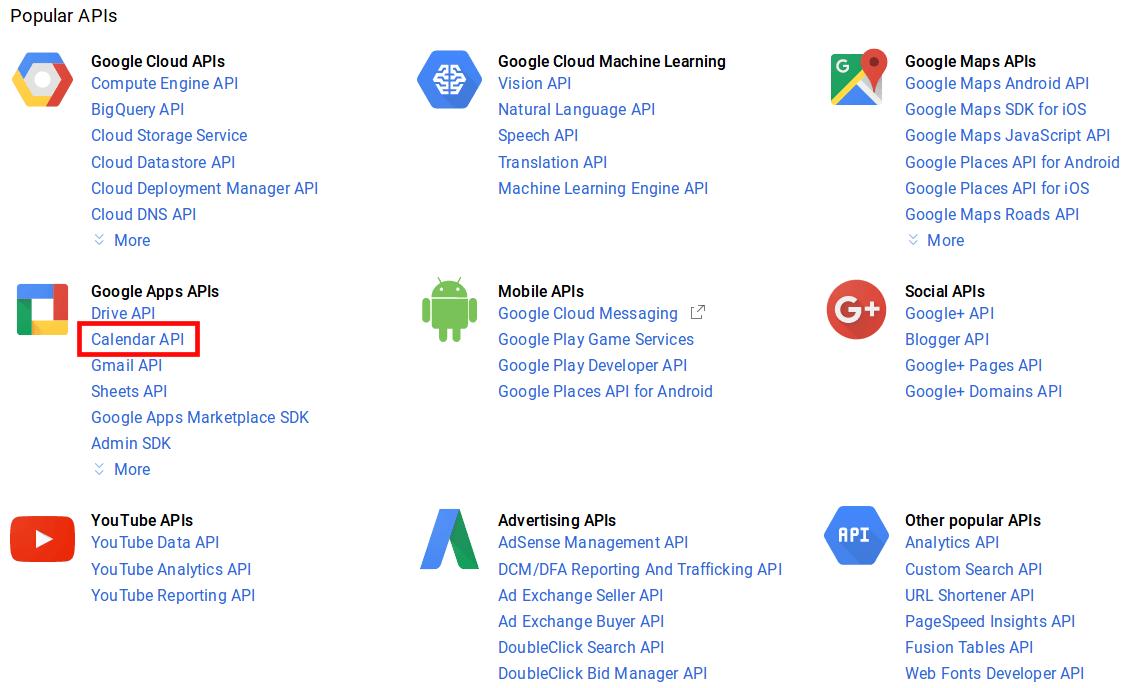 How to synchronize your Odoo Calendar with Google Calendar