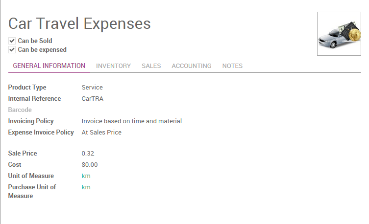 how to keep track of employee expenses odoo 11 0 documentation