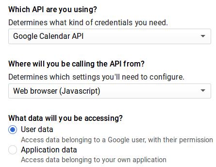 Synchronize Google Calendar with Odoo — Odoo 12 0 documentation