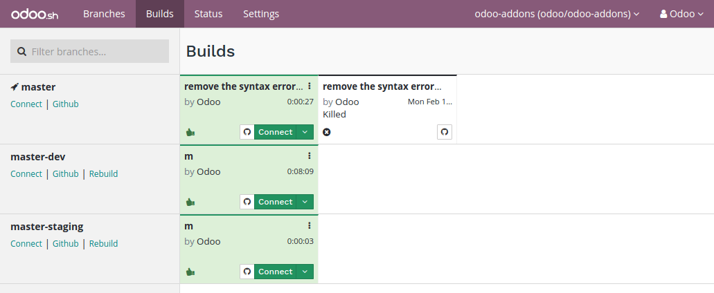 Builds — documentation Odoo 12 0