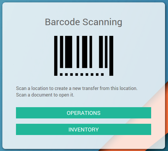 How to do an inventory adjustment with barcodes? — Odoo 9 0