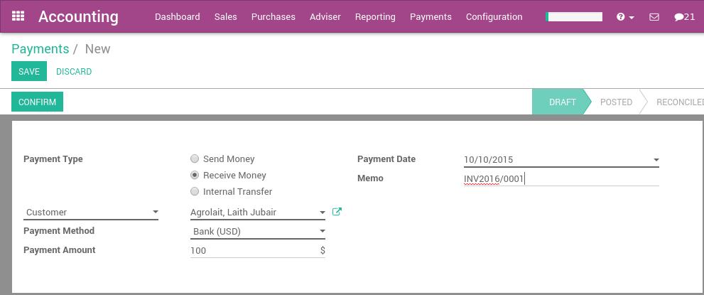 Cuáles son las diferentes formas de registrar un pago ...